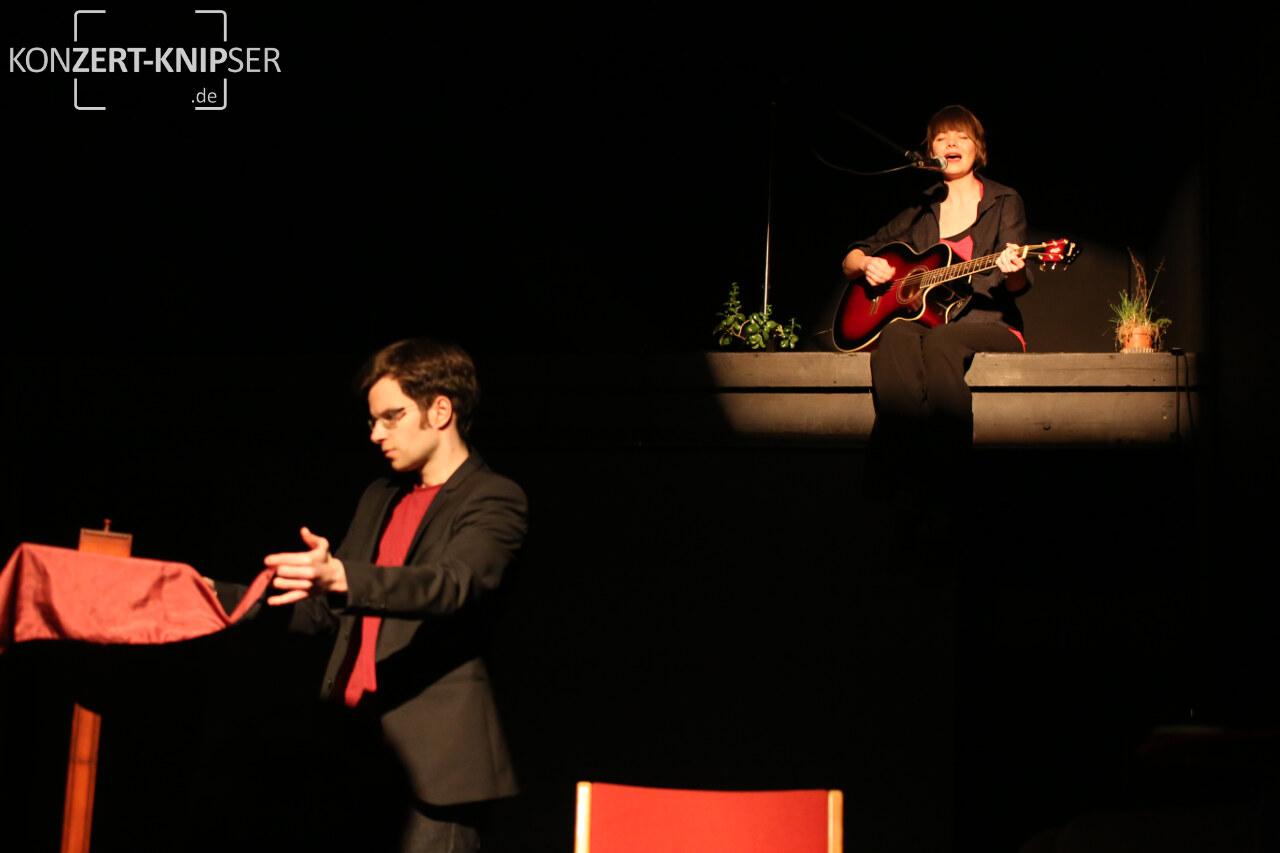20.20.20 - Musik & Magie - Berlin - Theater Verlängertes